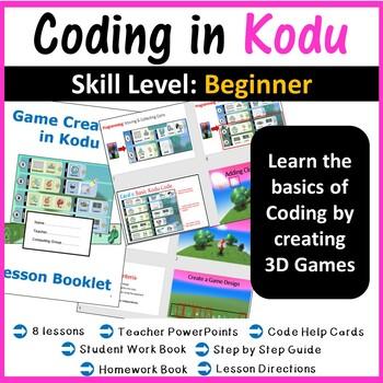 Kodu Programming Coding - The Complete Bundle