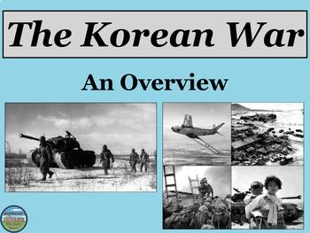 Korean War Power Point