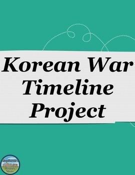 Korean War Timeline Review Project