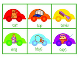 Ks on Cars - Speech Therapy