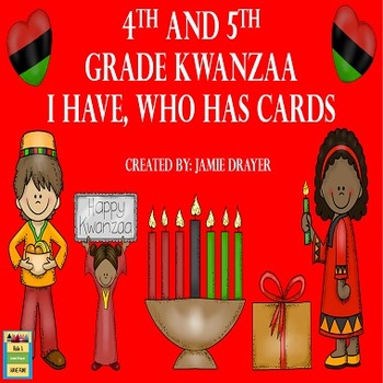 The History, Events, and Artifacts of Kwanzaa I Have Who H