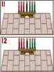Kwanzaa Centers Activities Math Literacy Shapes Counting P