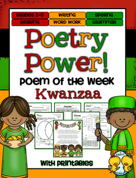 Poem of the Week: Kwanzaa Poetry Power!