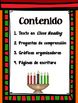 Kwanzaa Stand Up Report in Spanish