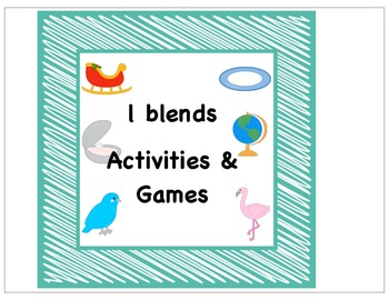 L Blend Games and Activities
