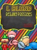 L Blend Reading Passages