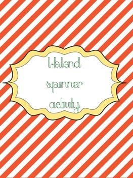 L-Blend Spinner Activity