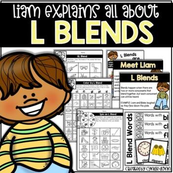 L Blends: Liam Explains All About L Blends