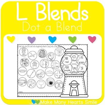Dot a Blend: L Blends Candy