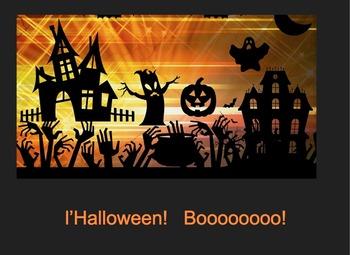 L'Halloween (French II or III)