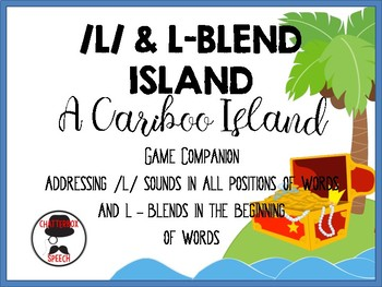 /L/ & L-BLeNd IsLaNd: A Caribou game accompaniment