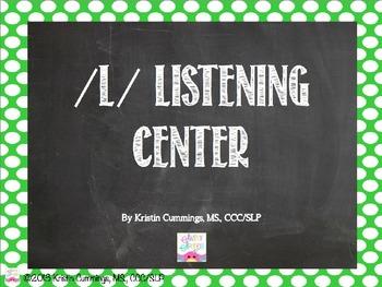 L Listening Center Power Point