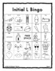 L Sound ARTICULATION BINGO Make & Take, SPEECH THERAPY