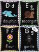 L'alphabet - Affiches - French Alphabet Posters - Thème: n