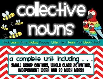 L.2.1(a) Collective Nouns Unit