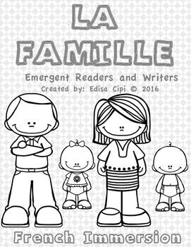 LA FAMILLE BOOKLET