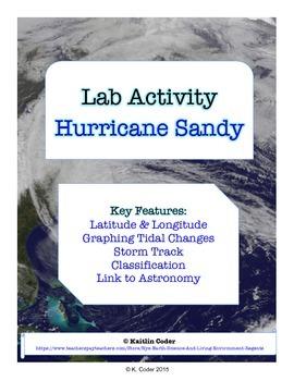 LAB - Hurricane Sandy Tracking (w/ PowerPoint)