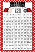 LADY BUGS - Classroom Decor: Counting to 120 Poster - size