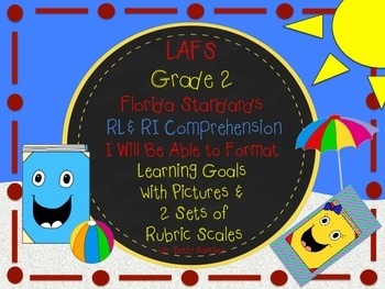 LAFS I WILL BE ABLE TO format Gr 2 READING COMP Learning G