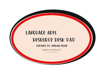 REFERENCE IT DESK PAD