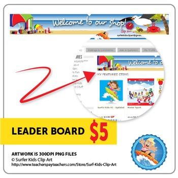 LEADER BOARD FOR YOUR ONLINE SHOP