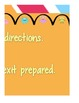 LEARN Policies Poster - Striped, Monster-