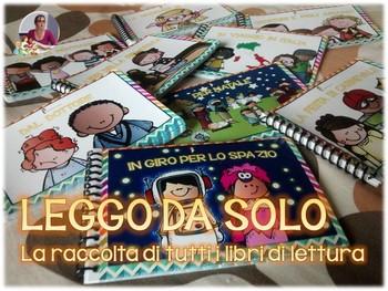 LEGGO DA SOLO - La raccolta completa di tutti i libri di lettura