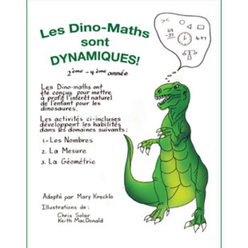LES DINO-MATHS SONT DYNAMIQUES!
