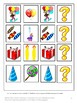 Birthday Math and Literacy File Folder Games for Centers o