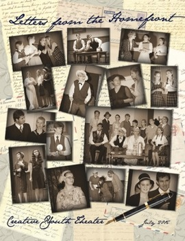 LETTERS FROM THE HOMEFRONT - a comedy play for middle and