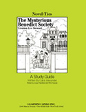 The Mysterious Benedict Society: A Novel-Ties Study Guide