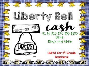 LIBERTY BELL CASH 5th Grade