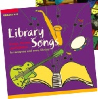 LIBRARY SONG (*PRINTED LYRICS ONLY*)
