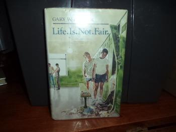 LIFE.IS.NOT.FAIR.   ISBN 0-89919-218-1