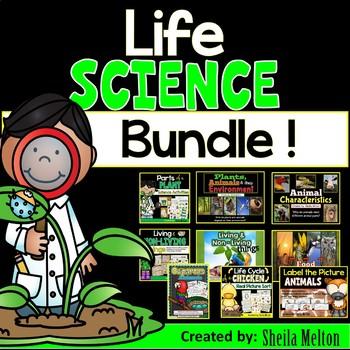 LIFE SCIENCE Bundle
