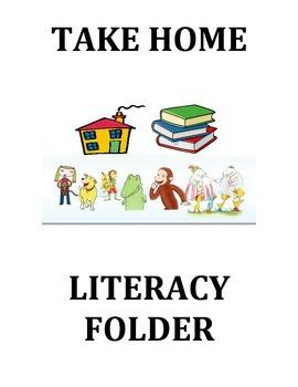 LITERACY TAKE HOME FOLDER