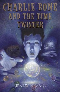 LITERATURE QUESTIONS FOR CHARLIE BONE AND THE TIME TWISTER