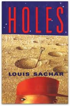 LITERATURE QUESTIONS FOR HOLES