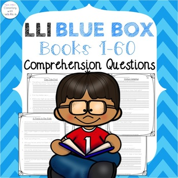 Blue System #1-60 Comprehension Questions