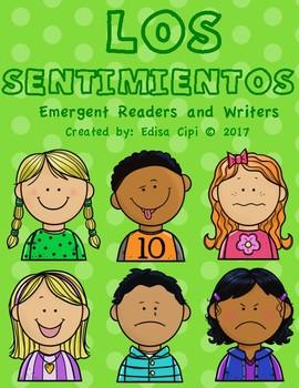 LOS SENTIMIENTOS - FEELINGS IN SPANISH - NEW!  NEW!  NEW!
