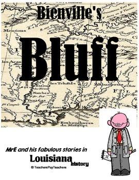 LOUISIANA - Bienville's Bluff