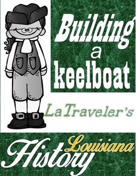 LOUISIANA- Keelboat