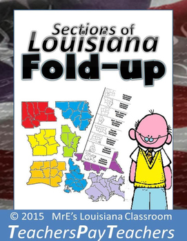LOUISIANA - Parish Flipfile