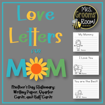 LOVE LETTERS TO MOMMY