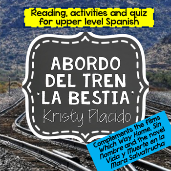 La Bestia Reading (accompanies Which Way Home documentary