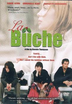 La Bûche DVD