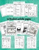 La Casa - 9 Spanish Worksheets about the home
