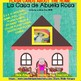 La Casa, Spanish home FLASH CARDS - color, grayscale, & co