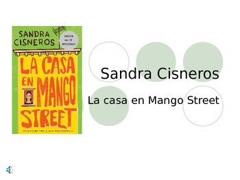 La Casa en Mango Street   Sandra Cisneros