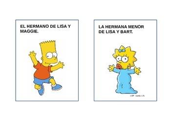 "La Familia - Celebrity ""Go Fish"" Game en español"